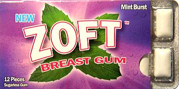 Zoft Breast Gum Review