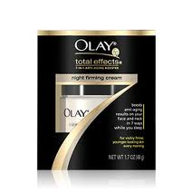 Olay Total Effects Night Firming Cream Review