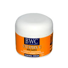 BWC Vitamin C with CoQ10 Renewal Cream Review