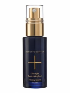 Beautycounter Overnight Resurfacing Peel review