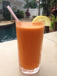 Carrot Celery Apple Juice