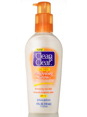 Clean & Clear Morning Glow Moisturizer