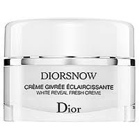 DiorSnow White Reveal Fresh Creme Review