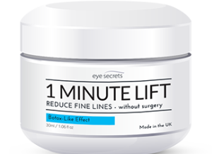Eye Secrets 1 Minute Lift