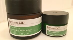 Perricone MD Hypoallergenic Nourishing Moisturizer & Gentle Firming Eye Cream Review