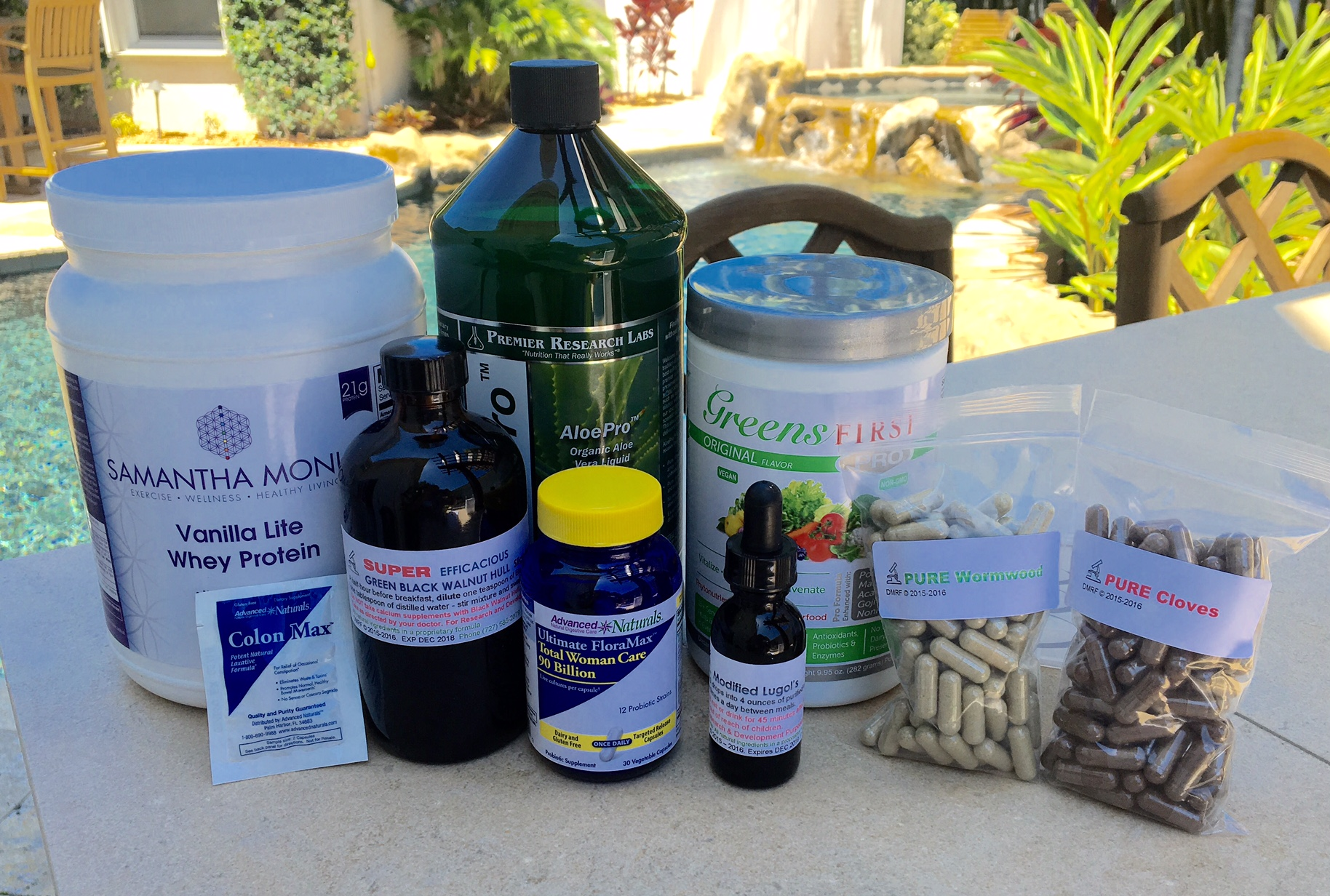 parasite cleanse herbal extract high potency