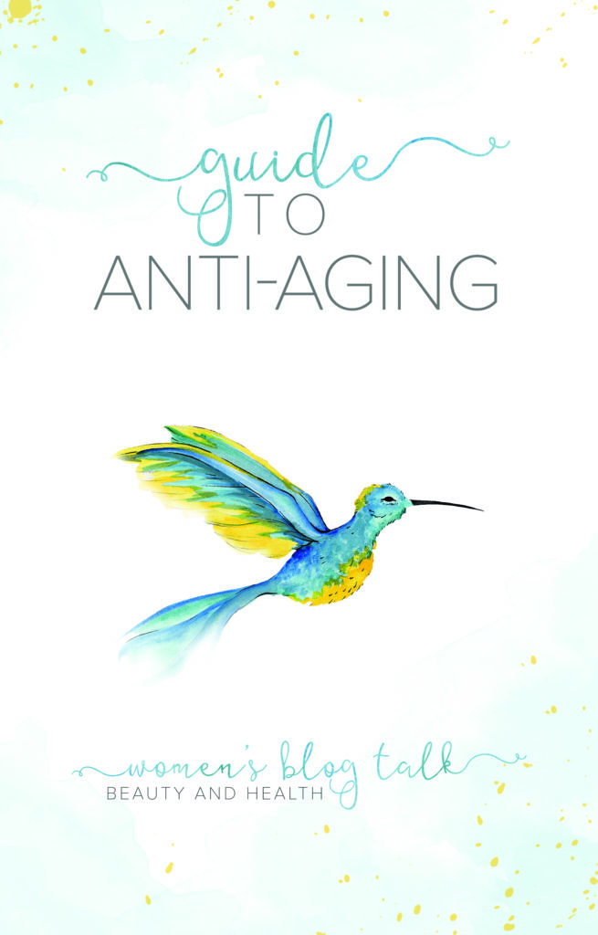 Free Ebook Guide to Anti-Aging