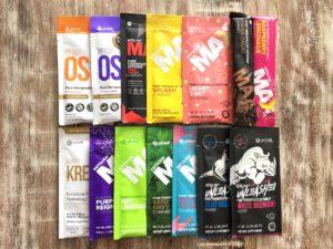 Keto Max samples