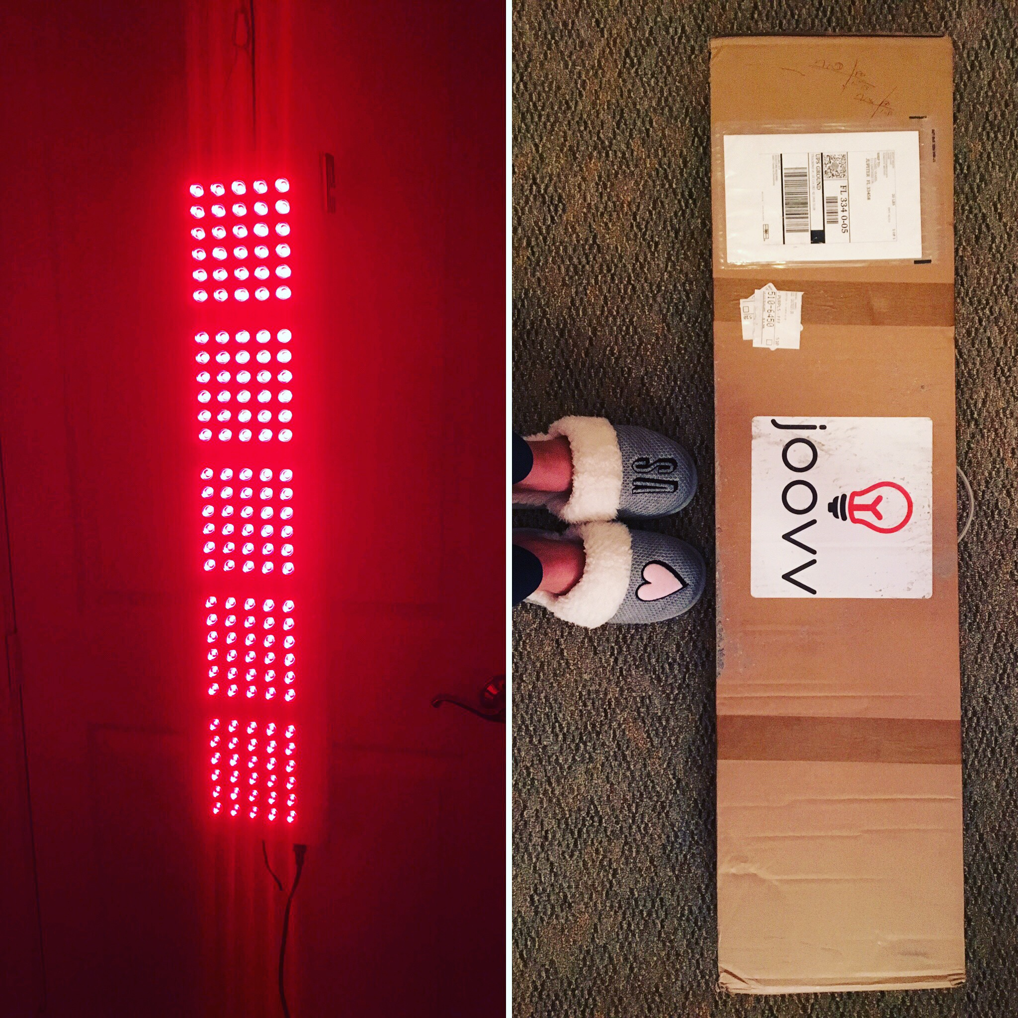 Joovv Red Light Therapy Is Red Light Therapy A Bright Idea