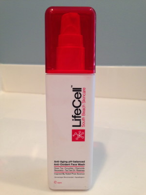 Lifecell Face Wash