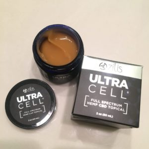Zilis Ultra Cell CBD Topical