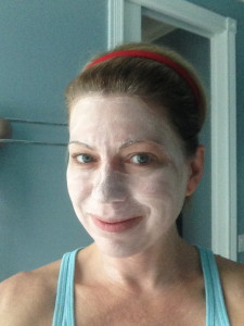 Ligne St. Barths Cream Mask with Pink Clay and Passionfruit