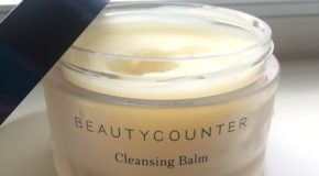 Beautycounter Cleansing Balm – a Review of their Best Seller!