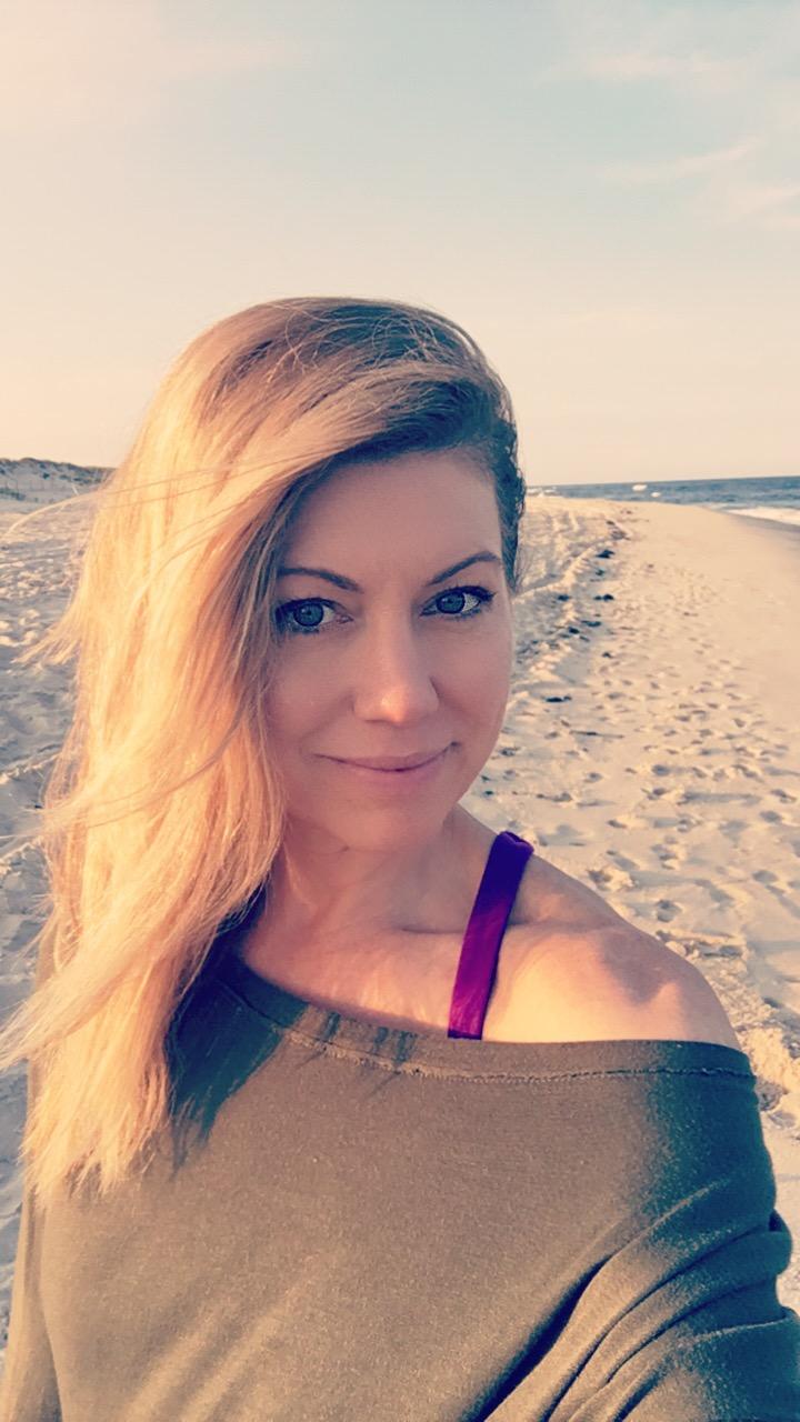 Rachel Vrabel from Women's Blog Talk