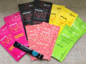 Pruvit Keto NAT 10 day sample pack