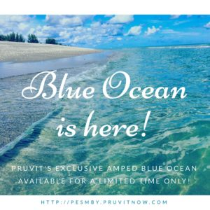 Pruvit Amped Blue Ocean Review