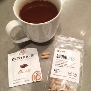 Keto Kalm Tea Chocolate