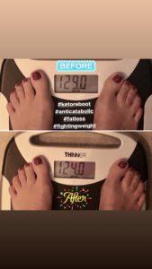 keto reboot weight loss