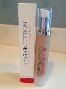 Skinception Illuminatural 6i Skin Lightener