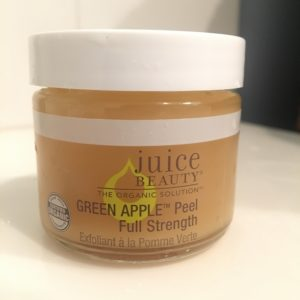 Juice Beauty Green Apple Peel Results