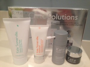 Kate Somerville Clinic Solutions Kit