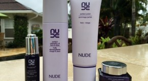 NUDE Skincare Line Review – Cleanser, Polish, Oil & Moisturizer