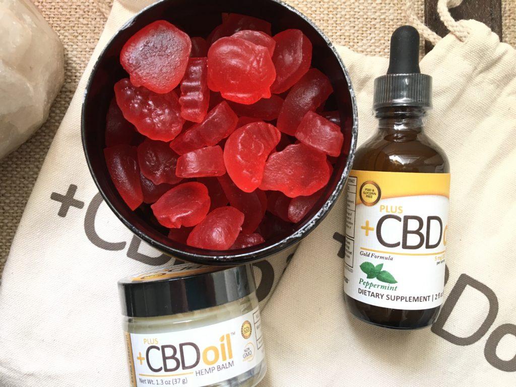 Plus CBD Gummies review