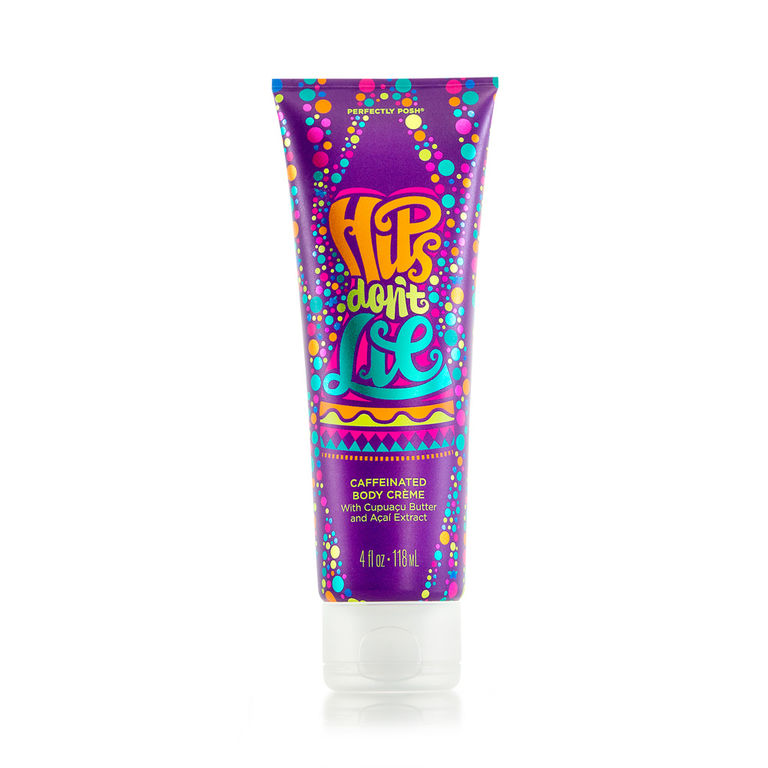#2 - Perfectly Posh Hips Don't Lie