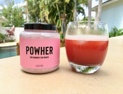 powher pre-workout review