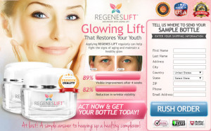 Regenes Lift Cream Scam