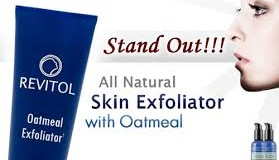 Revitol Skin Exfoliator with Oatmeal Review
