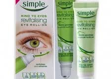 Simple Kind to Eyes Revitalizing Eye Roll-On Review