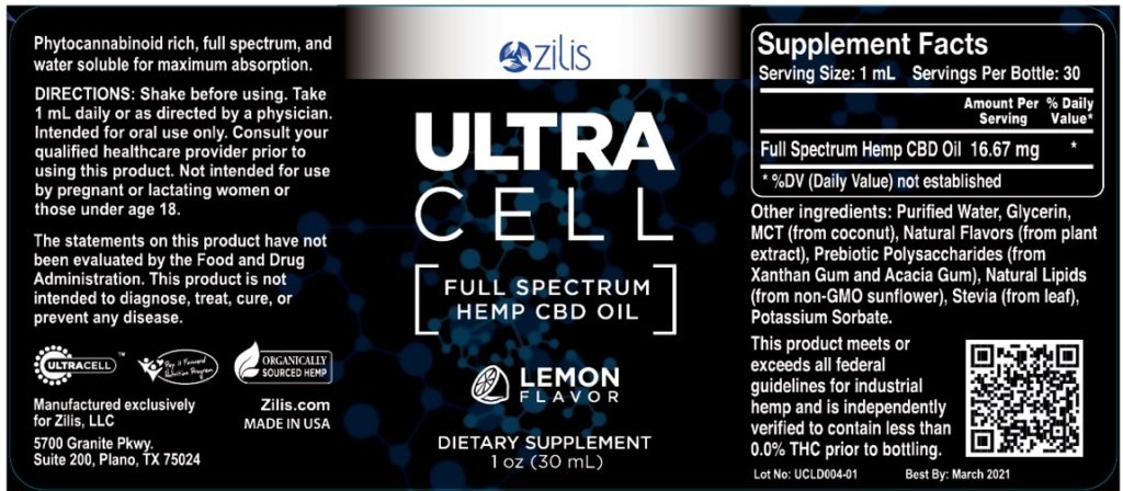 Zilis Cbd Oil Review 10 Person Study And The Results Are
