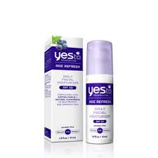 Yes To Blueberries Age Refresh Daily Repairing Moisturizer Review