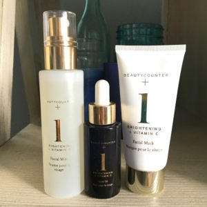 beautycounter brightening oil review