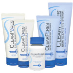 clearpores skin cleansing system