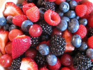 Dark Berries