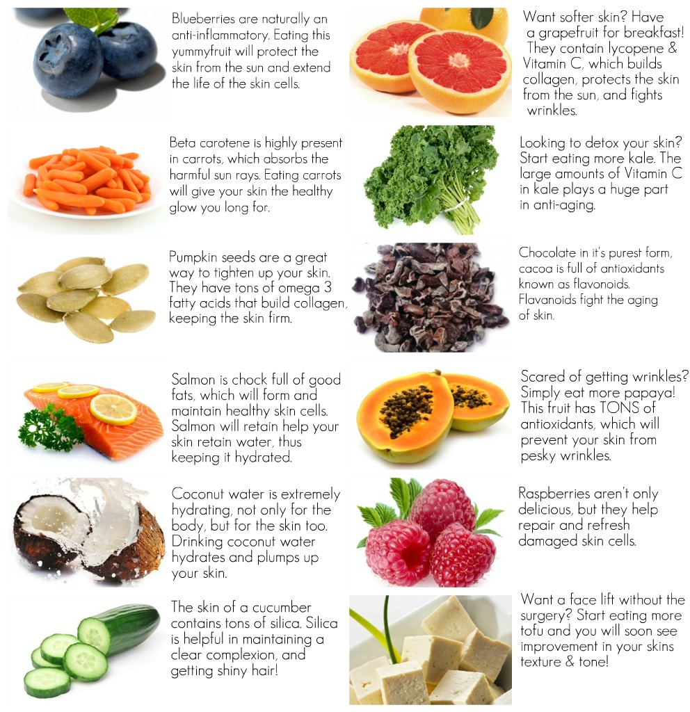 Foods To Eat To Flush Out Your System