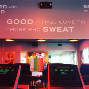 Orange Theory Fitness Before and After