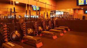 orange theory fitness weights