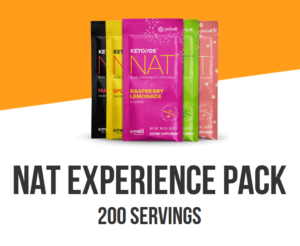 Keto Nat experience pack