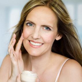 Retinol in moisturizer