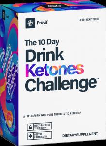 Pruvit Drink Ketones Challenge