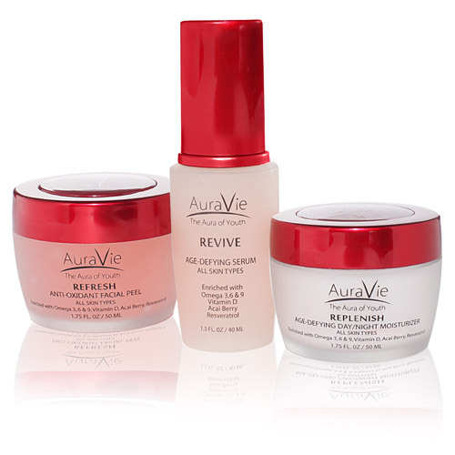 auravie wrinkle reducer