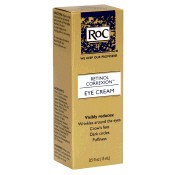 roc retinol correxion eye cream review