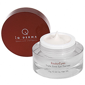iq derma restoreyes review