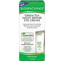 Sudden Change Night Repair Eye Cream Review
