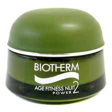 Biotherm Age Fitness Power 2 Night Cream Review