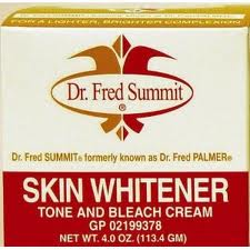 Dr. Fred Palmer Skin Whitener Review