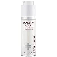 DERMAdoctor Poetry in Lotion Review